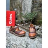 Toko Kickers Sandal Sepatu Women Oy Brown Jawa Timur