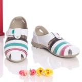 Beli Kickers Women White Flat Shoes Kickers Asli