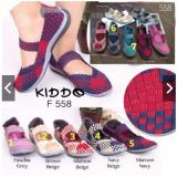 Jual Beli Kiddo Flat F558 Box 558 Sepatu Rajut Anyam Cynthia Bernice Lulia Oggo Baru Indonesia