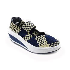 Harga Kiddo Sepatu Rajut Karet H63000 Navy Baru