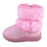 Beli Anak Anak Gadis Salju Boots Anti Slip Balita Bayi Musim Dingin Tetap Hangat Crib Sepatu Bulu Intl Kredit