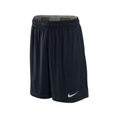 Anak-anak Nike Team Fly Athletic Short (Hitam-Medium)-Intl