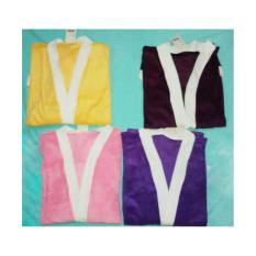 Kimono Baju Handuk, Selimut, Daster, Baju Tidur Perempuan Dewasa Ukuran Jumbo Satu Ukuran