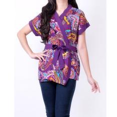 Toko Kimono Batik Purple Online Dki Jakarta
