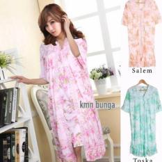 Jual Kimono Bunga 2017 Seserahan Baju Tidur Termurah