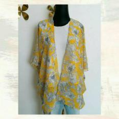 Kimono Outer Kuning Di Indonesia
