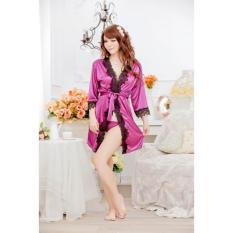Kimono Seksi ~ Sexy Nightdress Bathrobe Piyama Lingerie Baju Tidur