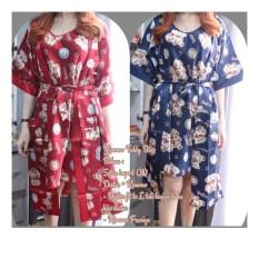 Promo Kimono Teddy Bear Baju Wanita Setelan Wanita Newone Shop