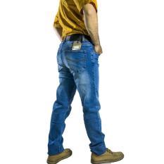 KingKong Jeans - HB MGM BASIC FIT Stretch Javanese Denim