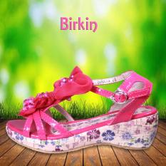 Jual Kipper Type Birkin Sandal Anak Perempuan Merah Jambu Online Jawa Timur