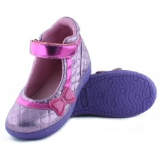 Kipper Type Booty Sepatu Anak Perempuan Ungu Promo Beli 1 Gratis 1