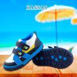 Spesifikasi Kipper Type Kansas Sepatu Anak Laki Laki Biru Yang Bagus Dan Murah