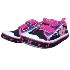 Diskon Produk Kipper Type Kp 101 Sepatu Anak Perempuan Hitam