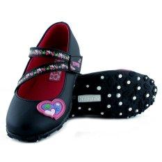 Jual Kipper Type Marsha Sepatu Anak Perempuan Hitam Branded