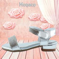 Beli Kipper Type Monaco Sandal Anak Perempuan Perak Online Jawa Timur