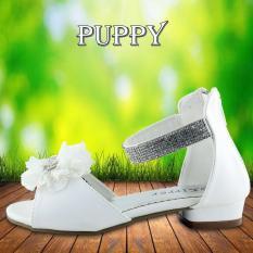 Harga Kipper Type Puppy Sandal Anak Perempuan Putih Kipper Online