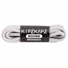 KipzKapz RS27 Light Grey 90cm - Tali Sepatu Bulat / Round Shoelace
