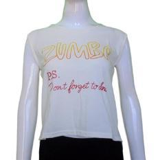 Kira Sports Baju Tanktop Senam Wanita / Baju Tanktop Olahraga .