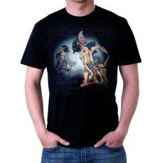 Beli Kirangan T Shirt Pria Dewaruci Hitam Seken