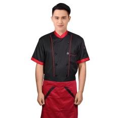 Spesifikasi Dapur Cooker Chef Pelayan Pelayan Kerja Seragam Intl Paling Bagus