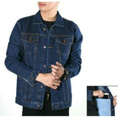 Toko Kof Jaket Jeans Pria Jaket Denim Keren Termurah Di Jawa Barat