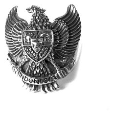 Promo Toko Koi Koi Silverstyle Garuda Sterling Silver Ring