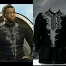 Koko Black Panther Wakanda Murah Kekinian Y06 Black