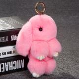 Harga Kopenhagen Fur Bunny 18Cm Gantungan Tas Kelinci Pink Seken