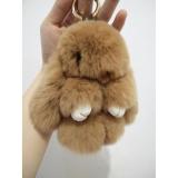 Jual Cepat Kopenhagen Rabbit Kelinci 1 Tone Medium 15Cm Brown