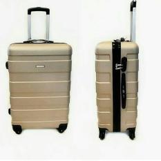 Koper Emboss 20 Inch Tas Travel Bag Jakarta Bandung Bogor