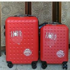 Koper Fiber 24 Inch Tas Travel Impor Uk Bagasi Free Ongkir Jakarta