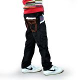 Review Korea Fashion Style Anak Celana Corduroy Kasual Celana Panjang Corduroy Unlined Trousers Di Tiongkok
