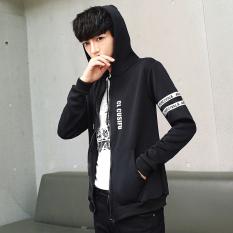 Jual Beli Korea Fashion Style Baru Musim Semi Siswa Jaket Pria Keren Jas 604 Model Setelah Pencetakan Jaket Pria Jaket Bomber Tiongkok