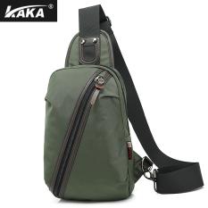 Korea Fashion Style Baru Pria Kasual Messenger Bag Tas .