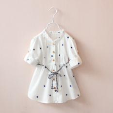 Harga Dress Katun Anak Perempuan Gaya Korea Pu Gongying Model Pu Gongying Model Di Tiongkok