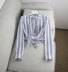 Cuci Gudang Korea Fashion Style Kain Linen Baru Lengan Panjang Kemeja Gambar Warna Baju Wanita Baju Atasan Kemeja Wanita Blouse Wanita