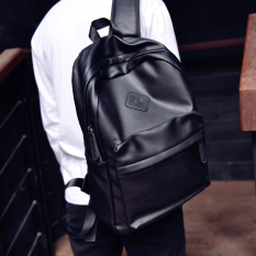 Korea Fashion Style laki-laki perjalanan komputer tas pria tas bahu santai (Gaya 1