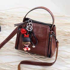 Beli Tas Wanita Tren Musim Gugur Dan Musim Dingin Tas Kecil Korea Fashion Style Selempang Miring Coklat Kecil Koleksi Untuk Membeli Untuk Mengirim Ornamen Kredit Tiongkok