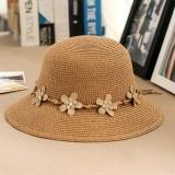 Jual Korea Fashion Style Musim Panas Shishang Matahari Topi Jerami Topi Parka€™S Di Tiongkok