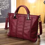 Jual Korea Fashion Style Perempuan Baru Bahu Messenger Bag Tas Versi Upgrade Dari Merah Di Bawah Harga