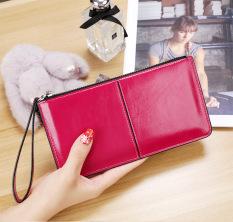 Jual Beli Korea Fashion Style Perempuan Paket Telepon Dompet Mei