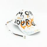 Toko Topi Bisbol Grafiti Korea Laki Laki Putih Com Putih Com Online