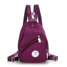Korea Fashion Style Perempuan Tas Tas Bahu Dengan Satu Tali Tas Ungu ... 75fc7560f2