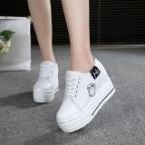 Toko Korea Fashion Style Sepatu Golden Goose Sol Tebal Sepatu Putih Sepatu Kets Putih Putih Terlengkap Di Tiongkok