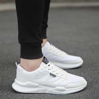 Beli sekarang 2018 model baru sepatu pria musim gugur sepatu trendi Gaya  Korea murid sepatu sneaker Sol Tebal Sepatu Golden Goose sepatu putih kecil  Pria ... bc69db4ec9