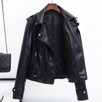 Price Checker 2018 Lebih tebal model pendek baju katun wanita model baru  Gaya Korea membentuk tubuh musim gugur dan dingin murid Jaket pakaian musim  dingin ... d0ca048271