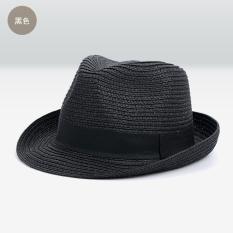 Korea Fashion Style Wanita Musim Panas Pelindung Sinar Matahari Topi Sulap Rumput Topi (L049 Kecil