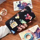 Jual Cepat Korea Fashion Style Beruang Kecil Siswa Kapasitas Besar Tas Tangan Dompet Wanita Parfum Botol