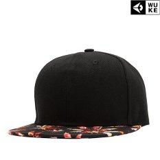 Jual Korea Gaya Pria Dewasa Dan Wanita Snapback Adjustable 3D Cannabina Bisbol Cap Hip Hop Hat Intl Baru