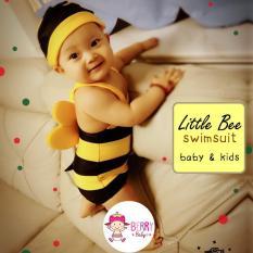 YooBerry Korean Baby Swimsuit Baju Renang Bayi Anak Swimsuit Little Bee